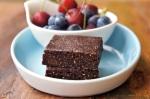 Raw Energy Bars / Almond Chocolate