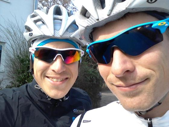 Testing and comparing the Oakley versus the RadarLock!