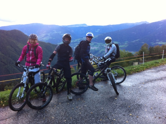 Freeride Mountainbike Brixen